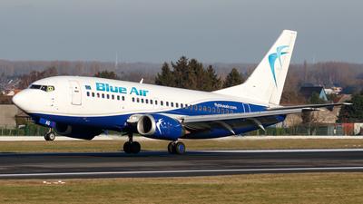 YR-BAG - Boeing 737-5L9 - Blue Air