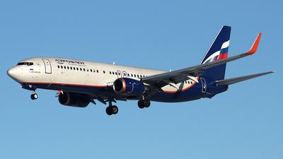 A picture of VQBWF - Boeing 7378LJ - Aeroflot - © Airyura