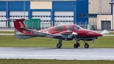 ES-TWN - Diamond Aircraft DA-62 - Diamond Sky
