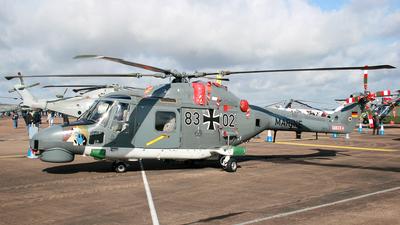8302 - Westland Super Lynx Mk.88A - Germany - Navy