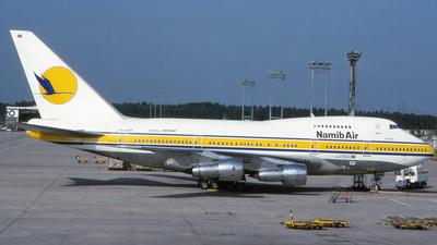 V5-SPF - Boeing 747SP-44 - Namib Air
