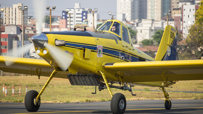 PR-JCK - Air Tractor AT-502B - Aeroterra Aviação Agrícola