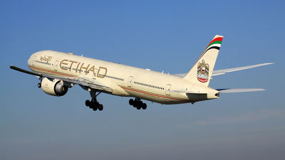 A6-ETH - Boeing 777-3FXER - Etihad Airways