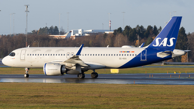 A picture of SEROX - Airbus A320251N - SAS - © Rickard Andersson