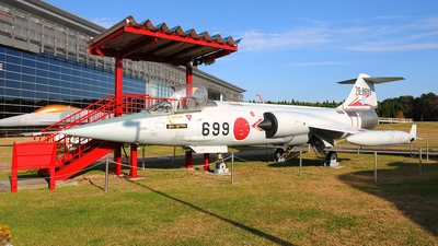 76-8699 - Lockheed F-104J Starfighter - Japan - Air Self Defence Force (JASDF)