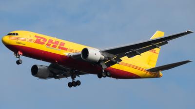 N655GT - Boeing 767-205(BDSF) - DHL (Atlas Air)