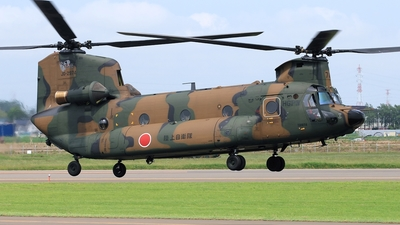 JG-2974 - Boeing CH-47JA Chinook - Japan - Ground Self Defence Force (JGSDF)