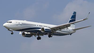 VP-CEC - Boeing 737-9HWER(BBJ3) - Mid East Jet