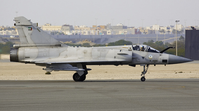 724 - Dassault Mirage 2000-9 - United Arab Emirates - Air Force