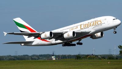 A6-EDN - Airbus A380-861 - Emirates