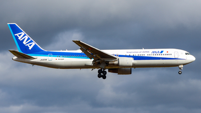 JA609A - Boeing 767-381(ER) - All Nippon Airways (Air Japan)
