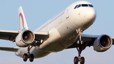 TS-INC - Airbus A320-214 - Royal Air Maroc (RAM) (Nouvelair)