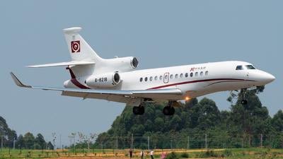 B-8218 - Dassault Falcon 7X - Beijing Airlines