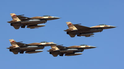08-8013 - Lockheed Martin F-16C Fighting Falcon - Morocco - Air Force