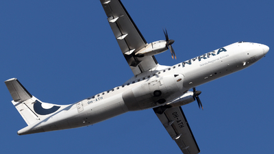 OH-ATH - ATR 72-212A(500) - Nordic Regional Airlines NORRA