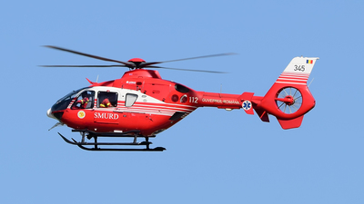 345 - Eurocopter EC 135T2+ - Romania - Emergency Rescue Service (SMURD)