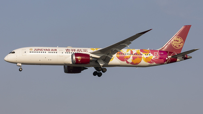 B-20D1 - Boeing 787-9 Dreamliner - Juneyao Airlines