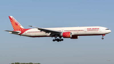 VT-ALP - Boeing 777-337ER - Air India