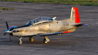 E-302 - Raytheon T-6C Texan II - Argentina - Air Force