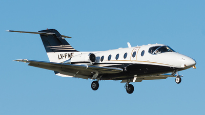 A picture of LVFWF - Hawker Beechcraft 400XP - [RK085] - © Mariano Guido
