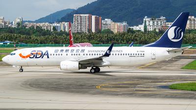 B-7568 - Boeing 737-85N - Shandong Airlines