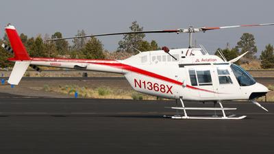N1368X - Bell 206A JetRanger - JL Aviation