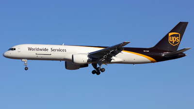N419UP - Boeing 757-24A(PF) - United Parcel Service (UPS)