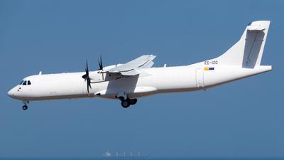 A picture of ECIZO - ATR 72500(F) - [0711] - © Pablo Gonzalez de Leon