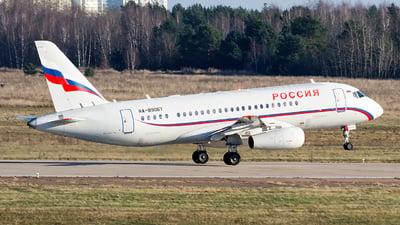 A picture of RA89067 - Sukhoi Superjet 10095LR - MCHS Rossii - © Sergey Popkov