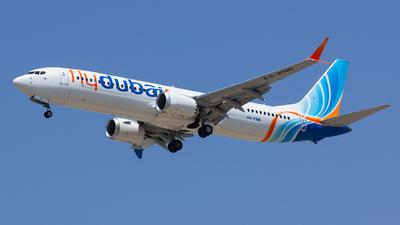 A6-FNB - Boeing 737-9 MAX - flydubai