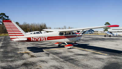 N7916T - Cessna 175A Skylark - Private