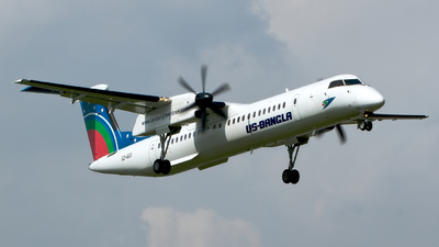 S2-AGU - Bombardier Dash 8-Q402 - US-Bangla Airlines