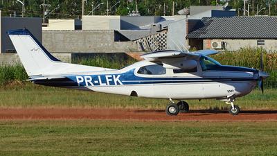 PR-LFK - Cessna 210L Centurion - Private