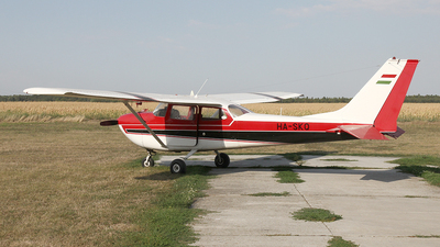 HA-SKQ - Reims-Cessna FR172G Rocket - Private