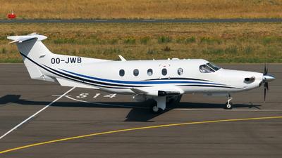 OO-JWB - Pilatus PC-12/47E - NextGen Aviation