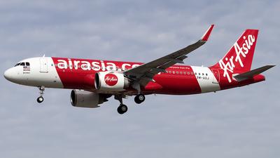 9M-AGJ - Airbus A320-251N - AirAsia