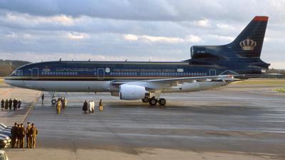 JY-HKJ - Lockheed L-1011-500 Tristar - Jordan - Government