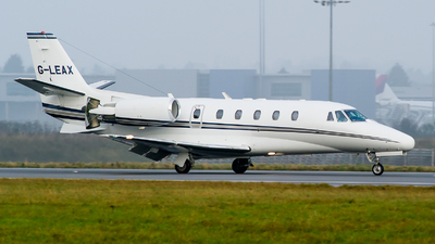 G-LEAX - Cessna 560XL Citation XLS - London Executive Aviation