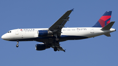 N344NW - Airbus A320-212 - Delta Air Lines