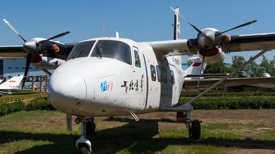 B-3804 - Harbin Y-12 II - Private