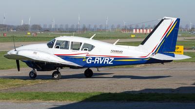 A picture of GRVRZ - Piper PA23250 Aztec - Ravenair - © Dutch