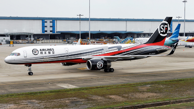 A picture of B20E9 - Boeing 757236P(CF) - SF Airlines - © nibrage