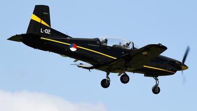 L-02 - Pilatus PC-7 - Netherlands - Royal Air Force