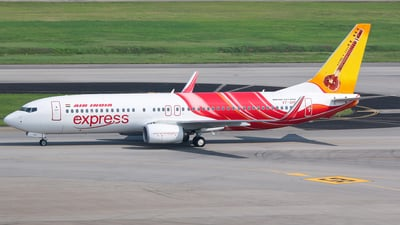 VT-GHC - Boeing 737-86N - Air India Express