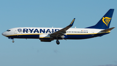 EI-DYD - Boeing 737-8AS - Ryanair