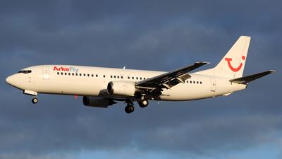 OM-DEX - Boeing 737-46J - Arkefly (Air Explore)