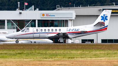 A picture of CFTJC - Cessna 560 Citation Encore - [5600544] - © Grant Gladych