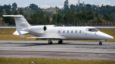 N252VR - Bombardier Learjet 60 - Private