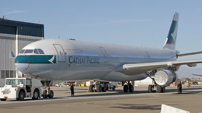 B-HXO - Airbus A340-313X - Cathay Pacific Airways