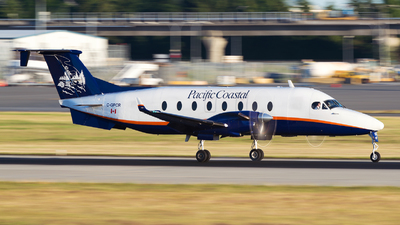 C-GPCR - Beech 1900D - Pacific Coastal Airlines
